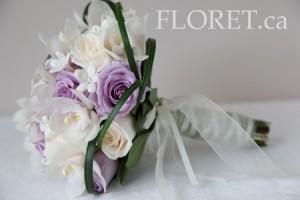Elegant Bridal Bouquet | Floret.ca