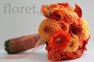 Stunning Fall Bouquet | floret.ca