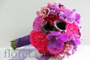 Vintage Bridal Bouquet | Floret.ca