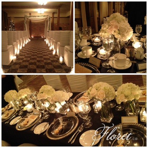 Sophisticated Wedding At The Pillar And Post Floret Wedding Flowers Amp Decor