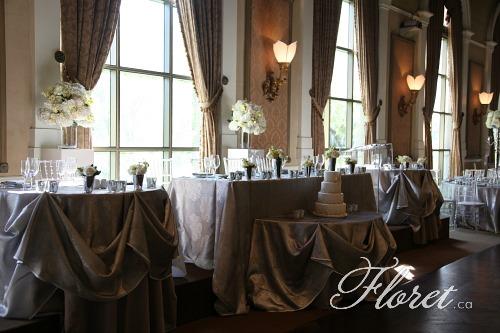 Wedding At Liberty Grand | Floret.ca
