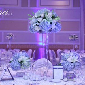 blue_tall_wedding_centerpiece