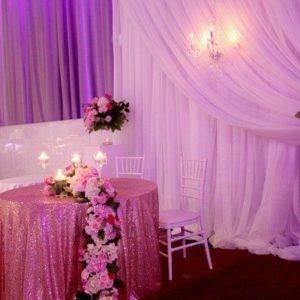 Artifacts Room Wedding | Liberty Grand Wedding | Wedding Flowers Toronto