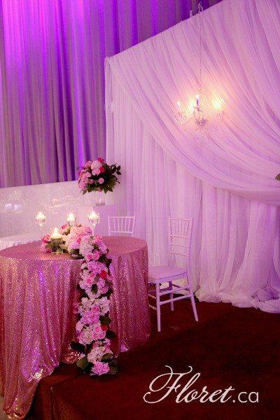 Artifacts Room Wedding   Liberty Grand Wedding   Wedding Flowers Toronto