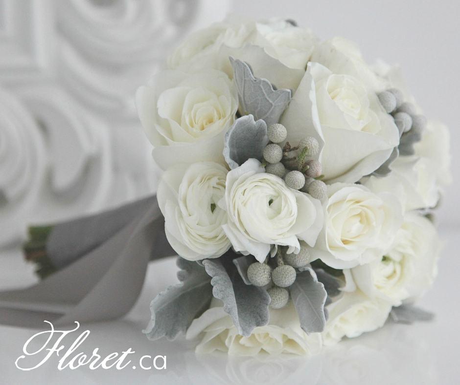 Spring Wedding Flowers Toronto