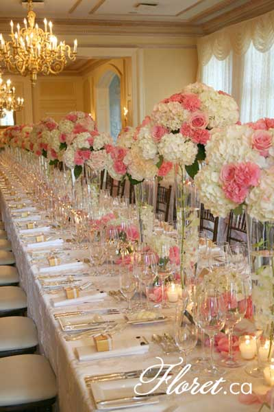 What are wedding decorations wedding decorations toronto by floret white wedding decoration junglespirit Choice Image