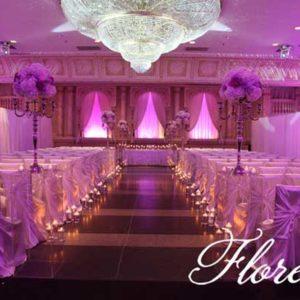 paradise_wedding_flowes_ceremony_aisle