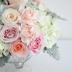 pink_peach_wedding_centerpiece