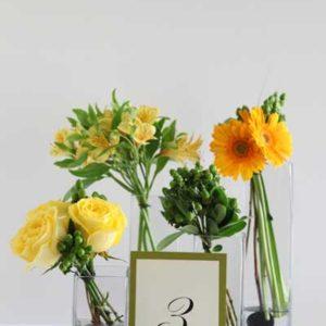 yellow_modern_wedding_centerpiece