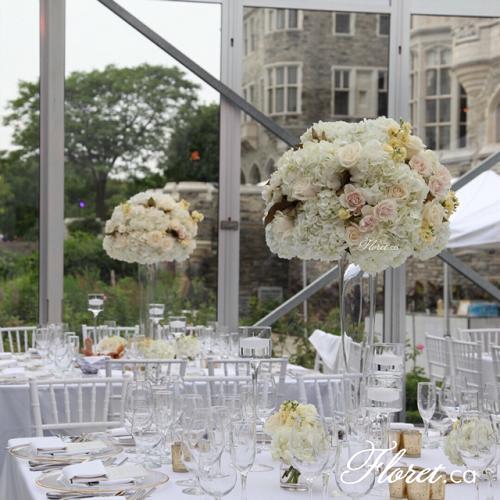Wedding Decorations Toronto Floret